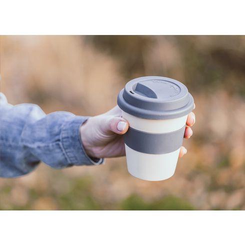 Kaffee-Reisebecher aus Bambus · 350 ml