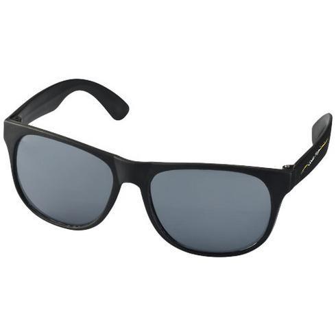Retro zweifarbige Sonnenbrille
