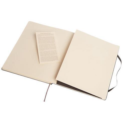 Classic Hardcover Notizbuch XL – gepunktet