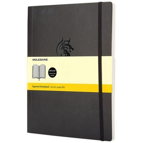 Classic Softcover Notizbuch XL – kariert