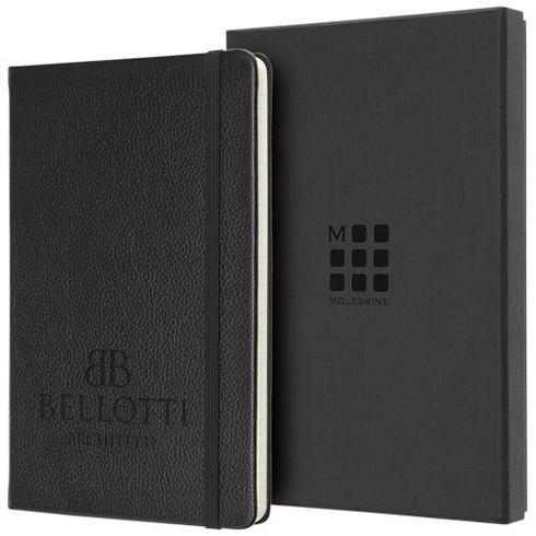 Classic Ledernotizbuch L - liniert