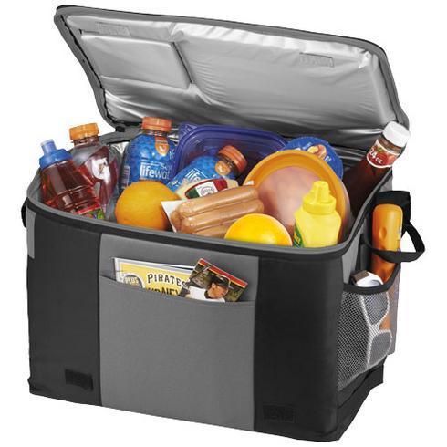 Table-top Kühltasche für 50 Dosen