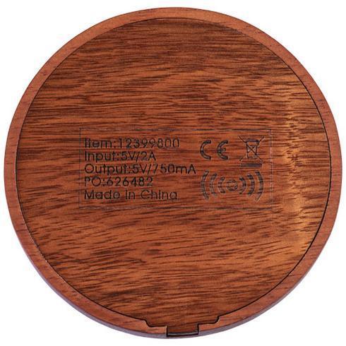 Bora Holzpad zum drahtlosen Aufladen