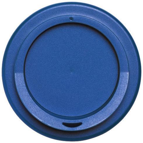 Brite-Americano® 350 ml Isolierbecher mit Schutzring Reifen-Design