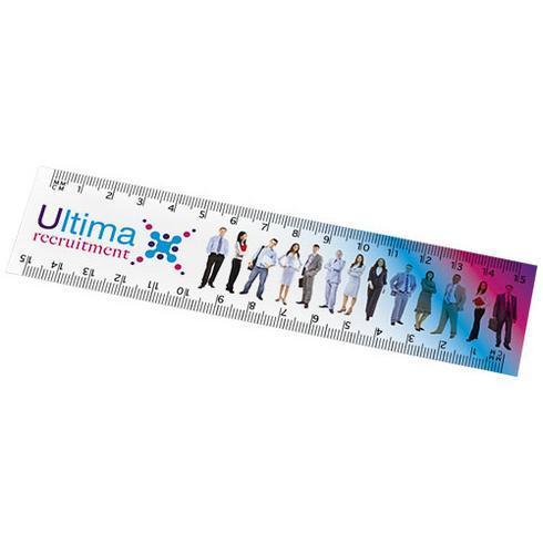Arc 15 cm flexibles Lineal