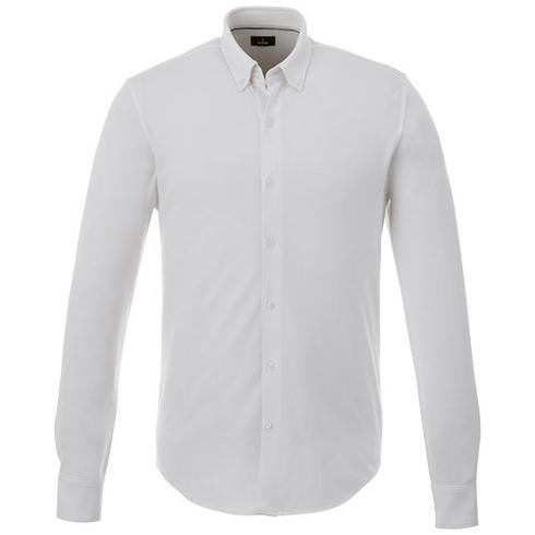 Bigelow langärmliges Hemd