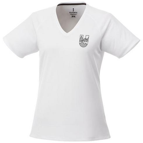 Amery V-Ausschnitt T-Shirt cool fit für Damen