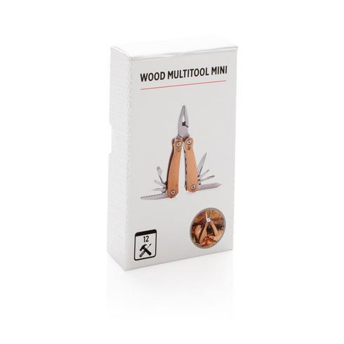 Holz Mini-Multitool