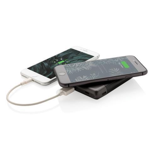Ultimate 5.000 mAh Wireless Charging Powerbank