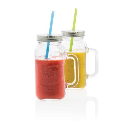 Einmachglas Mixer
